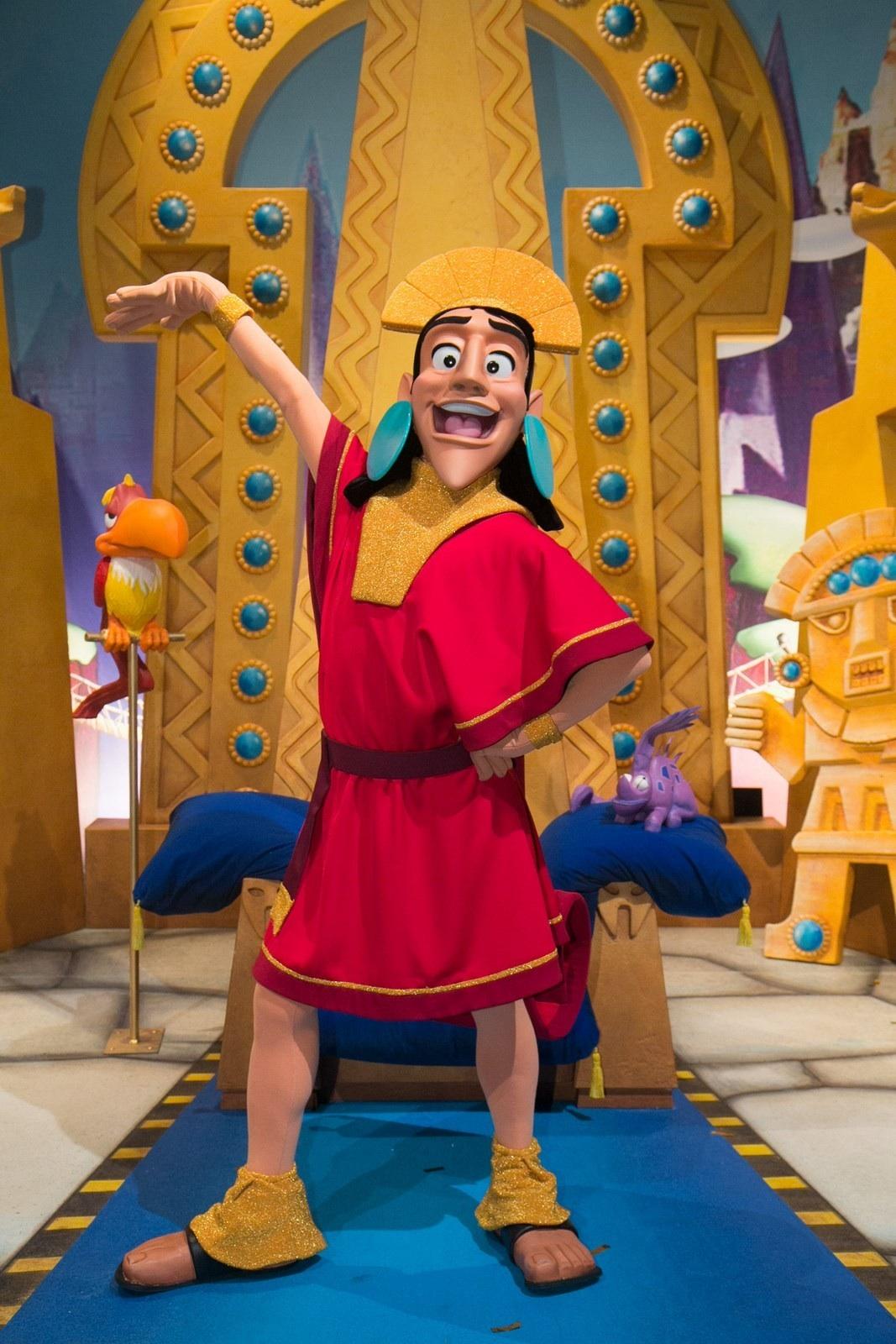 how do you prefer kuzco? - Disney - Fanpop