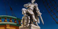 Prince Eric's statue