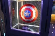 Captain's Shield Avengers Academy