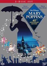 MaryPoppins 40thAnniversary DVD
