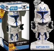 Star Wars - Clone Wars - Captain Rex Wacky Wobbler