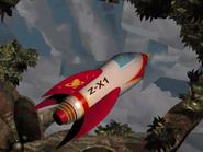 Z-X1 Rocket