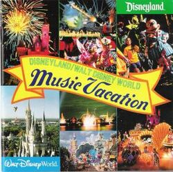DisneylandWalt DisneyWorldMusicVacation