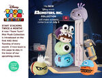Monsters, Inc. Tsum Tsum Tuesday US