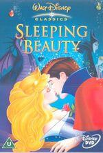 Sleeping Beauty 2002 UK DVD