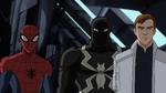 Spider-Man Agent Venom Doctor Conners USMWW