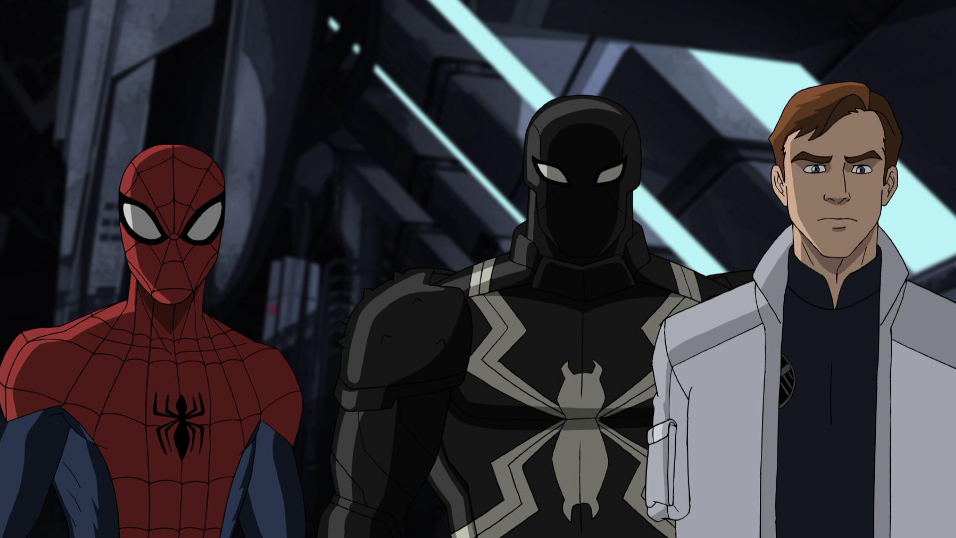 Image - Spider-Man Agent Venom Doctor Conners USMWW.png ...
