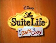 Suite Life of Zack and Cody logo