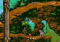 The Jungle Book Genesis Gameplay