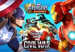 Captain America Civil War Marvel Avengers Academy event