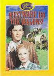 Westward Ho, the Wagons DVD
