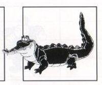Crocodile mickeymousecapade manual