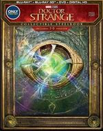 Doctor Strange 3DBB Exclusive Steelbook