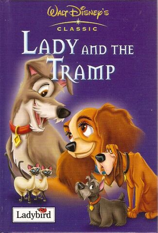 File:Lady and the Tramp (Ladybird Classsic).jpg