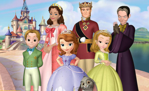 Sofia the First / Characters - TV Tropes