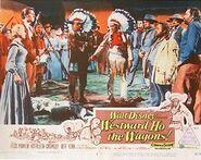 Westward Ho, the Wagons Poster 3