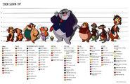 DisneyChipnDaleRescueRangersModelSh