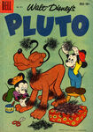 Furry pluto comic