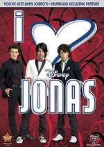 JONAS I Heart Jonas DVD
