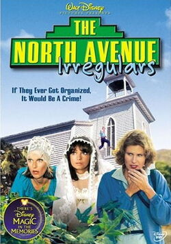 The North Avenue Irregulars DVD cover (2004 release)