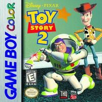 Toy Story 2: The Video Game