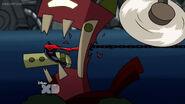 Destructo Bot chainsickle slice