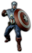 MUA2 Captain America