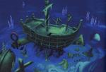 Sunken Ship (Art)