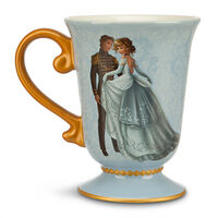 Disney Fairytale Designer Collection - Cinderella and Prince Charming Mug
