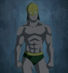 Ultimate iron fist in speedo by depraved4yaoi2-d59i5rb
