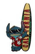 DSF - Stitch with Surfboard - ''California'' - Surprise Release