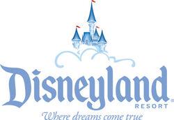 Disneyland Resort logo 350