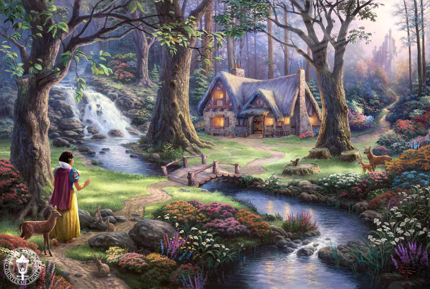 Thomas Kinkade - Official Site of the Painter of Light™