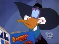 Darkwing Enraged Comic Book Capers