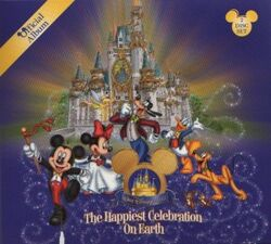 Official Album The Happiest Celebration on Earth - Walt Disney World Resort