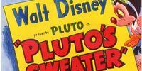 Pluto's Sweater