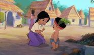 Shanti and Ranjan