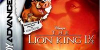 The Lion King 1½ (video game)