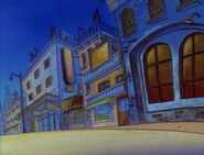 Goof Troop - Spoonerville - Downtown at Night from In Goof We Trust - 2