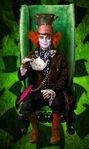 Mad Hatter Alice In Wonderland 2010