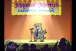 Fu Dog at Magical Morty's Comedy Shack