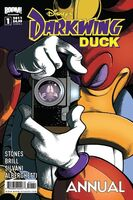 Darkwing Duck Annual A