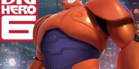 Big Hero 6: The Junior Novelization