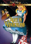 AliceInWonderland GoldCollection DVD