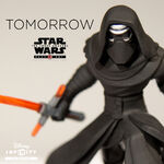 Kylo Ren DI TFA Tomorrow