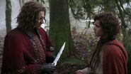 Once Upon a Time - 6x13 - Ill-Boding Patterns - Rumple and Bae