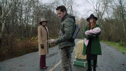 Once Upon a Time - 6x13 - Ill-Boding Patterns - Robin with Potion