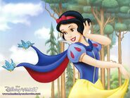 Snow White Autum -Wallpaper- copy