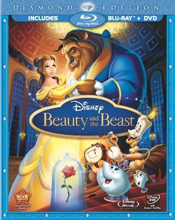 Beauty and the Beast Combo Pack