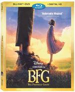 The BFG Disney Blu-ray